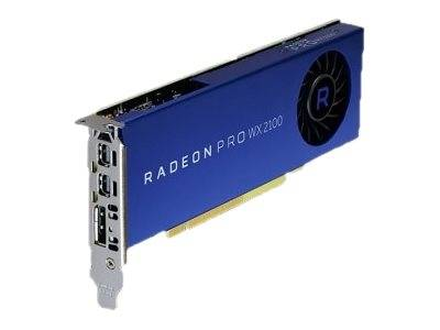 Amd radeon pro wx 2100 - customer kit - carte graphique - radeon pro wx 2100 ...