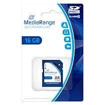 Media range Carte mémoire sdhc 16 go classe 10