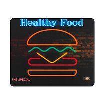 T'nb Tapis souris néon burger