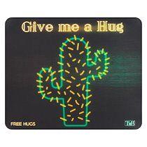 T'nb Tapis souris néon cactus