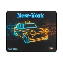 T'nb Tapis souris néon new york