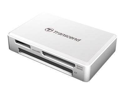Transcend rdf8 - lecteur de carte (cf, sdhc, microsdhc, sdxc, microsdxc, sdhc...