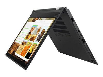 Lenovo thinkpad x380 yoga 20lh - conception inclinable - core i7 8550u / 1.8 ...