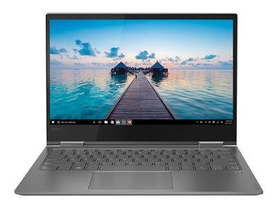 Lenovo yoga 730-13iwl 81jr - conception inclinable - core i7 8565u / 1.8 ghz ...