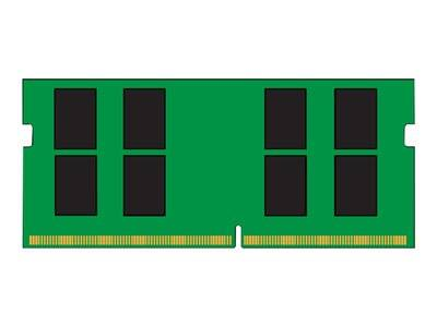 Kingston valueram - ddr4 - 16 go - so dimm 260 broches - 2666 mhz / pc4-21300...