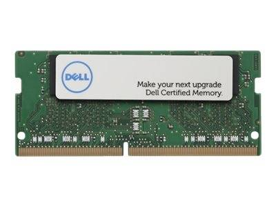 Dell - ddr4 - 4 go - so dimm 260 broches - 2666 mhz / pc4-21300 - 1.2 v - mém...