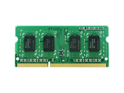 Synology - ddr3l - 4 go - so dimm 204 broches - 1866 mhz / pc3l-14900 - 1.35 ...