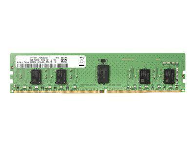 Hp - ddr4 - 8 go - so dimm 260 broches - 2666 mhz / pc4-21300 - 1.2 v - mémoi...
