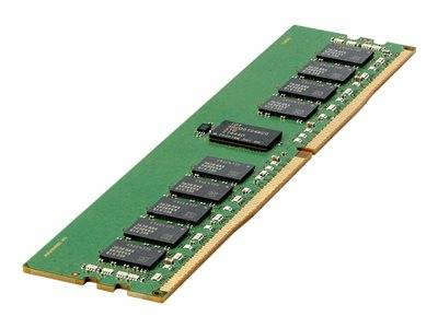 Hpe standard memory - ddr4 - 8 go - dimm 288 broches - 2666 mhz / pc4-21300 -...