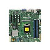 Supermicro x11ssm - carte-mère - micro atx - socket lga1151 - c236 - usb 3.0 ...