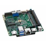 Intel next unit of computing board nuc7i3dnbe - carte-mère - ucff - intel cor...