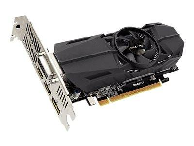 Gigabyte geforce gtx 1050 oc low profile 3g - carte graphique - nvidia geforc...