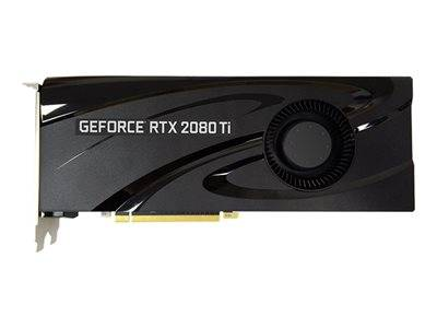 Pny geforce rtx 2080 ti blower - carte graphique - gf rtx 2080 ti - 11 go gdd...