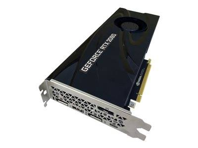 Pny geforce rtx 2080 blower - carte graphique - gf rtx 2080 - 8 go gddr6 - pc...