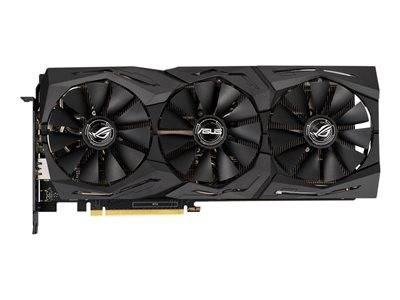 Asus rog-strix-rtx2060-a6g-gaming - advanced edition - carte graphique - gf r...