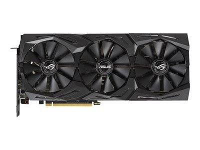 Asus rog-strix-rtx2070-8g-gaming - carte graphique - gf rtx 2070 - 8 go gddr6...