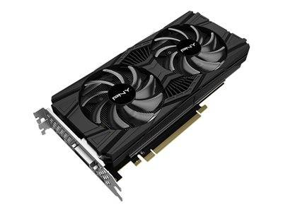 Pny geforce rtx 2070 - carte graphique - gf rtx 2070 - 8 go gddr6 - pcie 3.0 ...