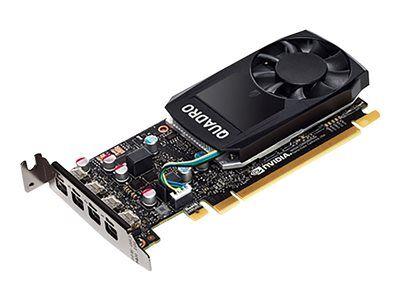 Nvidia quadro p620 - carte graphique - quadro p620 - 2 go gddr5 - pcie 3.0 x1...
