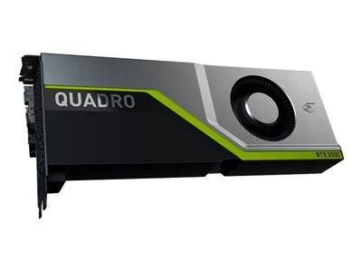 Nvidia quadro rtx 5000 - carte graphique - quadro rtx 5000 - 16 go gddr6 - pc...