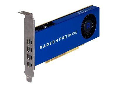 Dell emc Amd radeon pro wx 4100 - carte graphique - radeon pro wx 4100 - 4 go gddr5 - ...