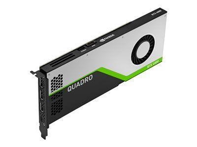 Nvidia quadro rtx 4000 - carte graphique - quadro rtx 4000 - 8 go gddr6 - pci...