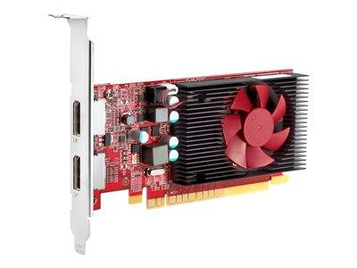 Hp inc. Amd radeon r7 430 - carte graphique - radeon r7 430 - 2 go gddr5 - pcie 3.0 x...