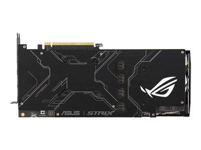 Asus rog-strix-rtx2070-o8g-gaming - oc edition - carte graphique - gf rtx 207...