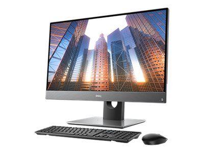 Dell computer Dell optiplex 7760 - tout-en-un - 1 x core i5 8500 / 3 ghz - ram 8 go - ssd 2...