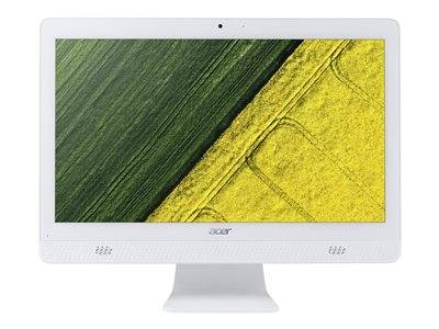 Acer aspire c20-820 - tout-en-un - 1 x celeron j3060 / 1.6 ghz - ram 4 go - h...