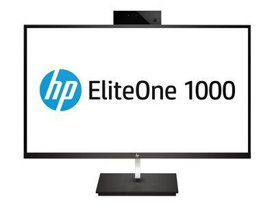 Hp inc. Hp eliteone 1000 g2 - tout-en-un - 1 x core i7 8700 / 3.2 ghz - ram 8 go - ss...