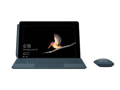 Microsoft surface go signature type cover - clavier - avec trackpad, accéléro...