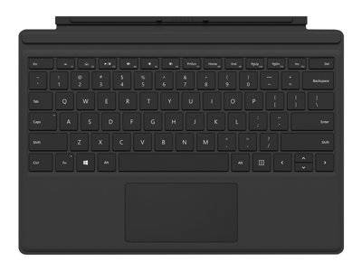 Microsoft surface pro type cover (m1725) - clavier - avec trackpad, accélérom...