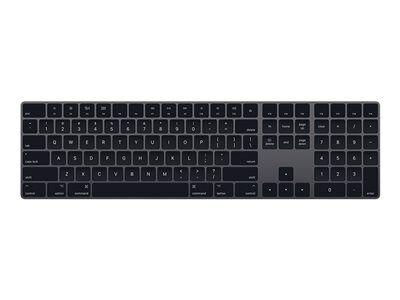 Apple magic keyboard with numeric keypad - clavier - bluetooth - anglais inte...