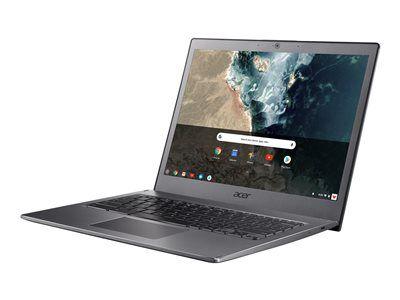 Acer chromebook 13 cb713-1w-329v - core i3 8130u / 2.2 ghz - chrome os - 8 go...
