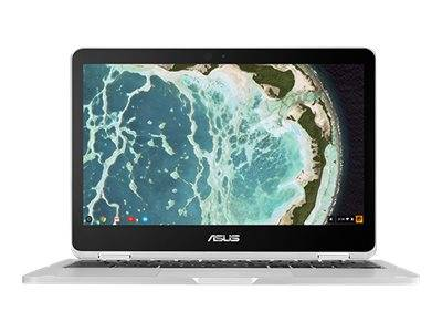 Asus chromebook flip c302ca gu009 - conception inclinable - core m3 6y30 / 90...
