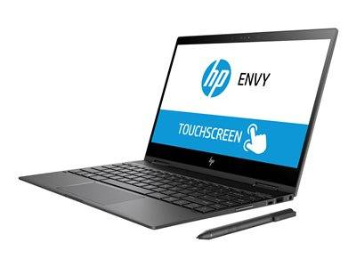 Hp envy x360 13-ag0003nf - conception inclinable - ryzen 7 2700u / 2 ghz - wi...