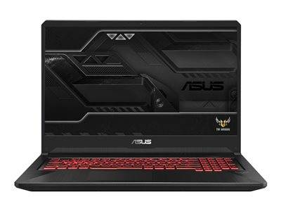 Asus tuf gaming fx705gd ew096t - core i7 8750h / 2.2 ghz - win 10 familiale 6...