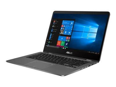 Asus zenbook flip 14 ux461fa e1055r - conception inclinable - core i5 8265u /...
