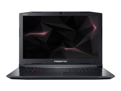 Acer predator helios 300 317-52-71tp - core i7 8750h / 2.2 ghz - win 10 famil...