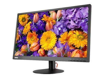 """Lenovo thinkvision e24-10 - écran led - 23.8"""" (23.8"""" visualisable) - 1920 x 1..."""