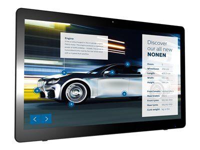 """Philips signage solutions 24bdl4151t - classe 24"""" (23.6"""" visualisable) écran ..."""