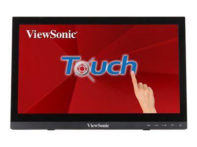 """Viewsonic - écran led - 16"""" (15.6"""" visualisable) - écran tactile - 1366 x 768..."""