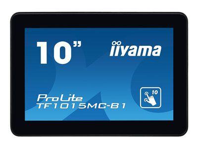 """Iiyama prolite tf1015mc-b1 - écran led - 10.1"""" - cadre ouvert - écran tactile..."""