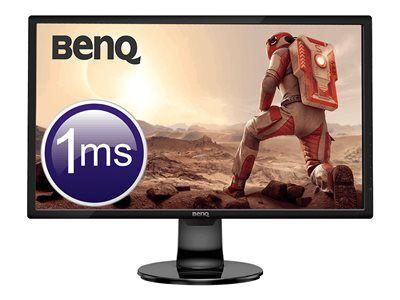 """Benq gl2460bh - écran led - 24"""" - 1920 x 1080 full hd (1080p) - tn - 250 cd/m..."""