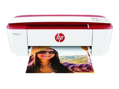 Hp inc. Hp deskjet 3764 all-in-one - imprimante multifonctions - couleur - jet d'encr...