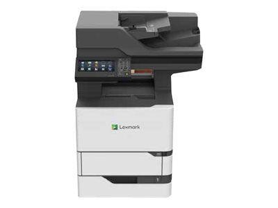 Lexmark mx722adhe - imprimante multifonctions - noir et blanc - laser - 215.9...