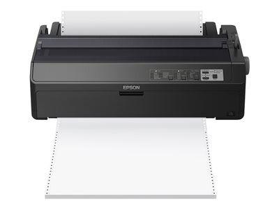 Epson lq 2090ii - imprimante - monochrome - matricielle - rouleau (21,6 cm), ...