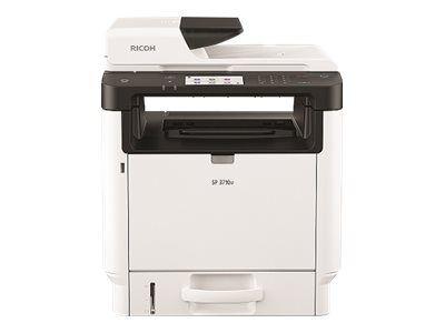 Ricoh sp 3710sf - imprimante multifonctions - noir et blanc - laser - a4 (210...