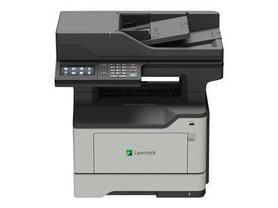Lexmark mx522adhe - imprimante multifonctions - noir et blanc - laser - 215.9...