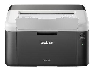Brother hl-1212wvb - imprimante - monochrome - laser - a4/legal - 2400 x 600 ...